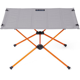 Helinox Table One Camping Table Hard Top grey